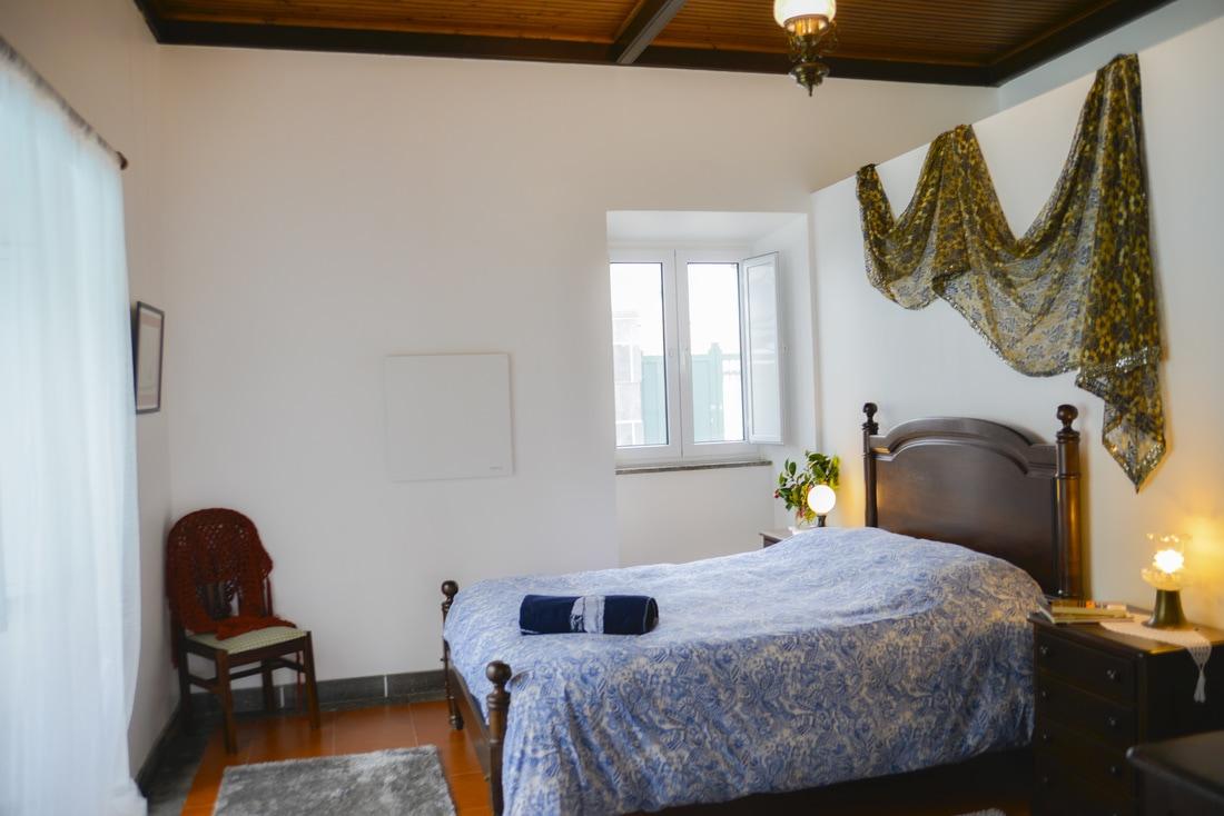 Quinta Minuvida_Suite Taro Schlafzimmer
